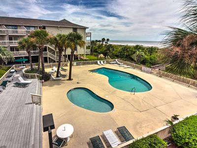 Photo for NEW! Hilton Head Island Condo w/ Ocean Views!