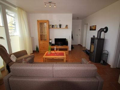 """Photo for """"Moin-Moin"""" in the coastal magic Großenbrode, 2-room apartment on the ground floor of the house"""