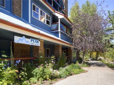 Photo for Hotel room located one block off Main Street, fantastic hiking trails close by