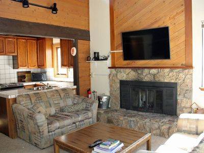 Photo for 2 Bedroom & Loft, 2 Bathroom, Sleeps 6, 3 level townhouse with a gargage for your enjoyment