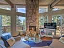 4BR Cabin Vacation Rental in Lake Arrowhead, California