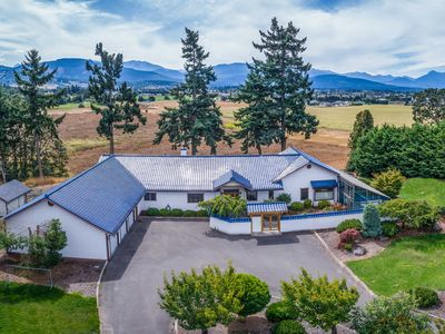 Photo for Sequim Home w/ Mountain Views & Meditation Room!