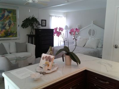 Photo for Charming Private Garden Cottage hide away in the heart of Sarasota