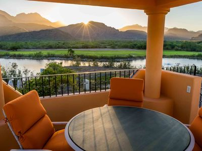 Photo for Marvellous Mountain and lake view, Casa Encantada. Golf cart Available for extra fee