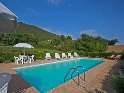 Photo for Farmhouse with Private Pool, wi-fi, pet-friendly, garden - CASALE QUADRIFOGLIO
