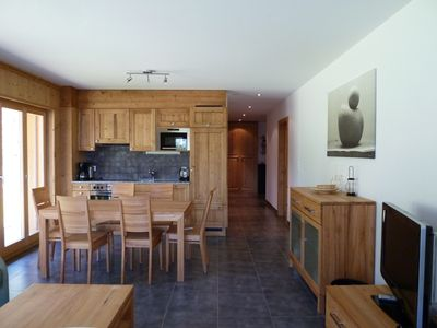 Photo for First class 2-bedroom-apartment, 4* for 4-6 people located directly on the ski slopes. Bright and mo