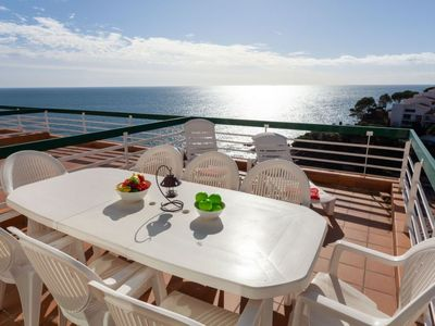 Photo for Vacation home Punta Aromir in Tossa de Mar - 8 persons, 4 bedrooms