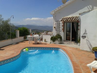 Photo for Villa with Private Pool, Great Views, and Wi-Fi.