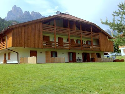 Photo for Lovely holiday home in Pozza di Fassa