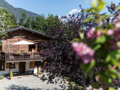 Photo for Pres des Cimes - renovated ski-in, ski-out 4 bed chalet with fabulous views