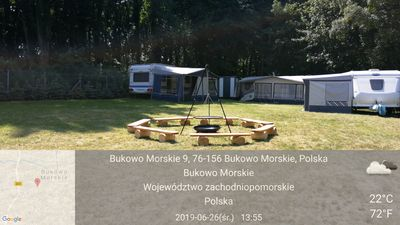 Photo for Caravan for 4 guests with 12m² in?ukowo Morskie (121952)