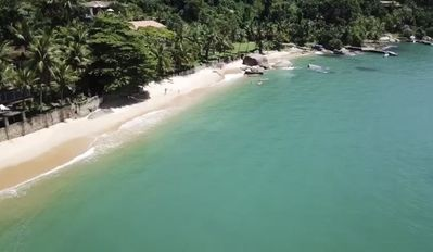 Photo for Luxury house on Araujo Island - Island, beach and relaxing - Paraty