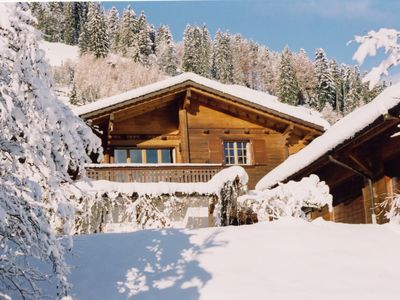 Photo for Charming Chalet | Private Indoor Pool & Sauna | Alpine Location | sleeps up to 9