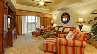 Photo for Sunset-view condo in Reunion golf resort, 15 mins drive to Disney