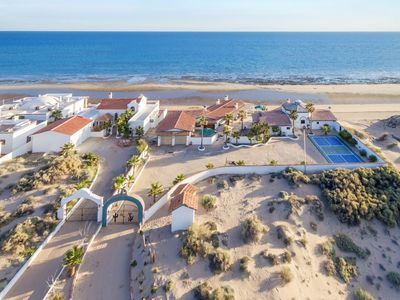 Photo for 🐬 Massive TWO Home Rental 🐬 Water Front 🐬 Sleeps 18+ 🐬 Las Conchas