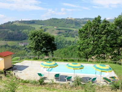 Photo for Vacation home La Rovere (COB150) in Cossano Belbo - 8 persons, 3 bedrooms