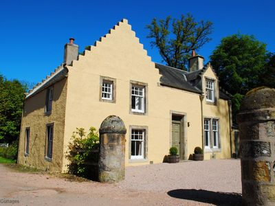 Photo for A traditional 3 bedroomed farmhouse close to St Andrews