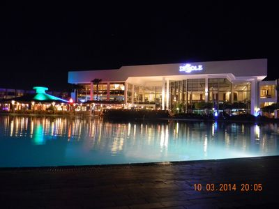 Photo for Sharm El-Sheikh, Qesm Sharm Ash Sheikh, South Sinai Governorate, Egypt,sea villa