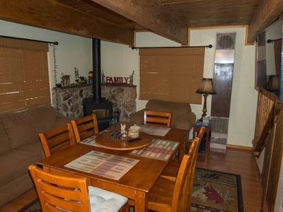 Photo for 2BR Cabin Vacation Rental in Big Bear, California