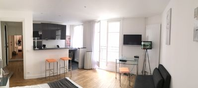 Photo for Luxurious - Quiet- Safe  Studio  By Arc De Triomphe And Champs Elysees