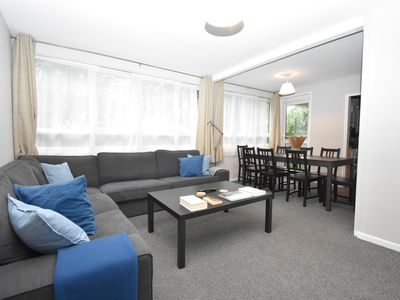 Photo for 4 BR flat with Garden near Notting Hill