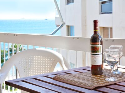 Photo for Luxury at its Best Beach Condo in Palaio Faliro for up to 6 people