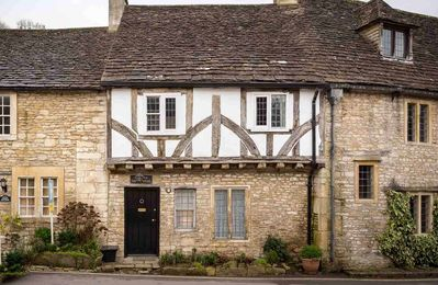 Photo for The Old Court House, built in 1490, is one of the most striking holiday cottages in the Cotswolds
