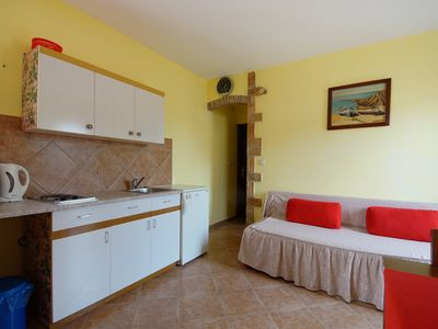 Photo for bedroom: double rooms; double bed; laminated wood flooring