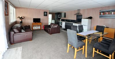 Photo for Close to Waitomo and more, 2 bedroom, super comfortable and handy
