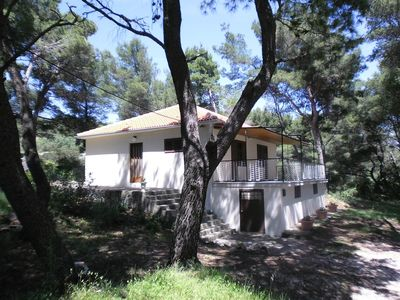 Photo for Holiday house with a parking space Sumartin (Brač) - 12047