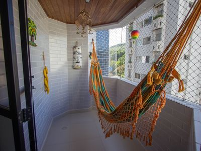Photo for 2BR Apartment Vacation Rental in Guarujá