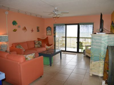 Photo for Beachfront Villa with Pool on St George Island -- Minutes from the Lighthouse