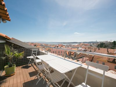 Photo for LV Premier PREAL PI1 - Terrace, River View, AC and more
