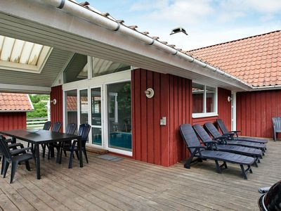 Photo for Spacious Holiday Home in Juelsminde with Sauna