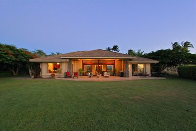 Island style home with loads of space to play