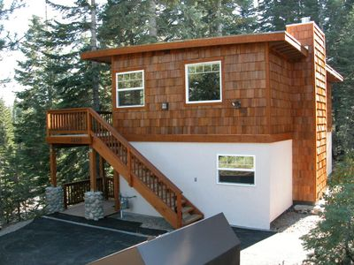 Photo for Sunny Brown West Shore Home