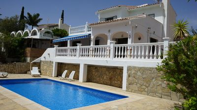 Photo for House on the Andalusian coast, in Nerja, 50 km from Malaga.