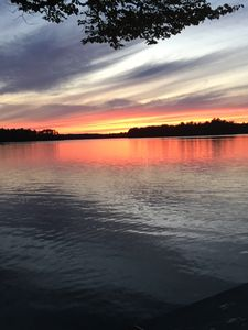 Photo for Pristine Lakeside Home.  A great all-season getaway!  Boating & Snowmobiling