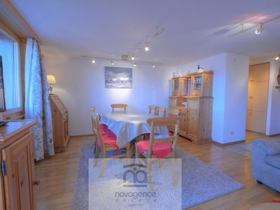 Photo for Apartment at the foot of the ski slopes consisting of: - ground floor: an entrance with