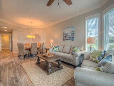 Photo for 2311 Sea Crest-Beautiful 2BR/2BA! Sleeps 8! Complex pools and fitness center!