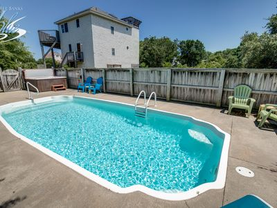 Photo for Moonbeam | 1200 ft from the beach | Dog Friendly, Private Pool, Hot Tub