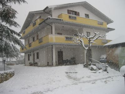 Photo for 2BR Apartment Vacation Rental in Manoppello, Abruzzo