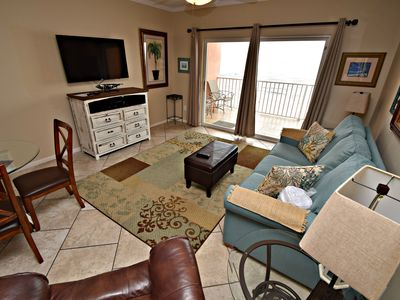 Photo for Beautiful and updated gulf Front Dream Condo! Come spend your Fall in Paradise!