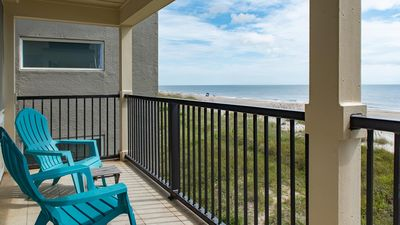 Photo for Oceanfront Condo - Coral Sands Unit #201