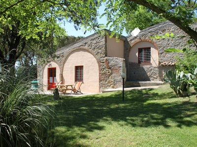 Photo for Tuscan Farm near Beach+Pool - Villa (2 Bedr/ Sleeps 6/8) direct from owner