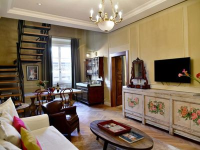 Photo for Apartment Santa Croce  in Florence, Florence and surroundings - 6 persons, 2 bedrooms
