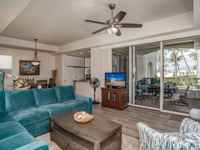 Photo for Palms at Wailea #702 Upstairs Garden View 1Bd/2Ba, Great Rates! Sleeps 4