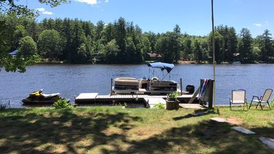 Photo for River front cabin 25 minutes from Saratoga Race Course