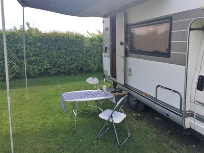 Photo for Country Break in Motorhome, Southampton