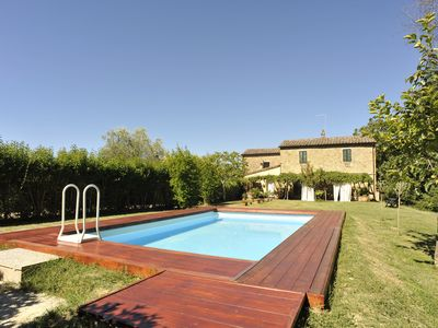 Photo for House in the countryside just 7 km from the historic center of Perugia